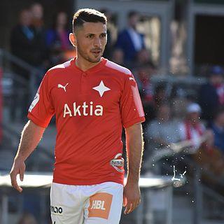 Xhevdet Gela Finnish footballer