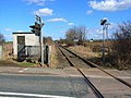 Yafforth level crossing - geograph.org.uk - 144523.jpg