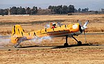 Yak-55 (ZU-COT), Vereeniging.jpg