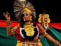 Yakshagana Performance at NINASAM (India Theatre Forum Stuyd Tour May 2013) (8765274200).jpg