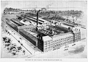 Henry R. Towne - Image: Yale & Towne Manufacturing Co, 1897