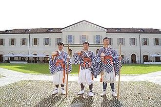 Tsuruoka, Yamagata - Image: Yamabushi outfit