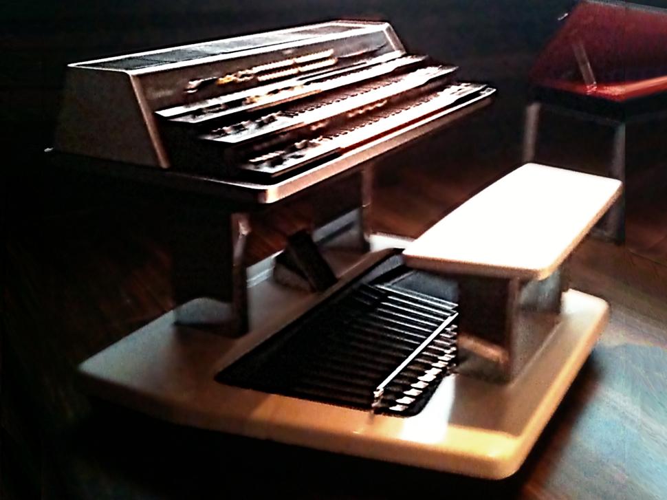 Yamaha GX-1 (clip) @ Yamaha Design Masterworks