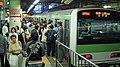 YamanoteLine ShinjukuStation.JPG