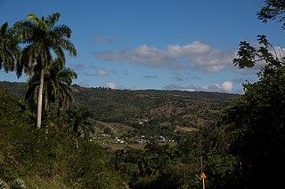 Yateras Municipality in Guantánamo, Cuba