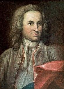 peinture: Bach en 1715