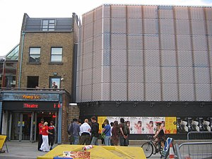 Haworth Tompkins - The Young Vic