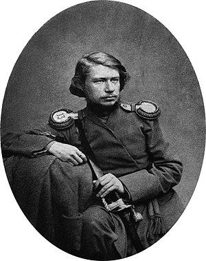Alexei Potekhin - 1856 photograph