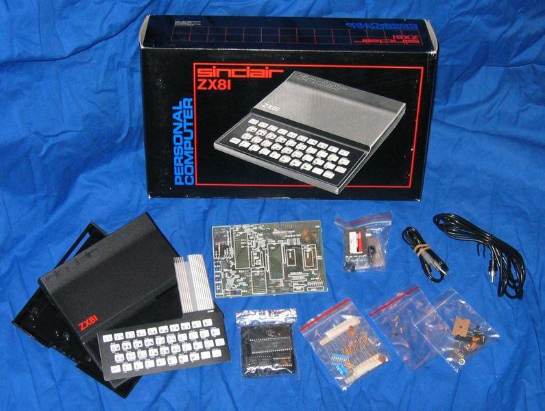 ZX81 Kit
