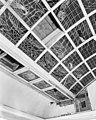 Zaal met glas-in-lood plafond detail plafond - Scheveningen - 20196110 - RCE.jpg