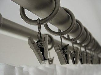 Curtain rod - Curtain rod