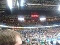 Zalgiris fans in Siemens Arena.JPG