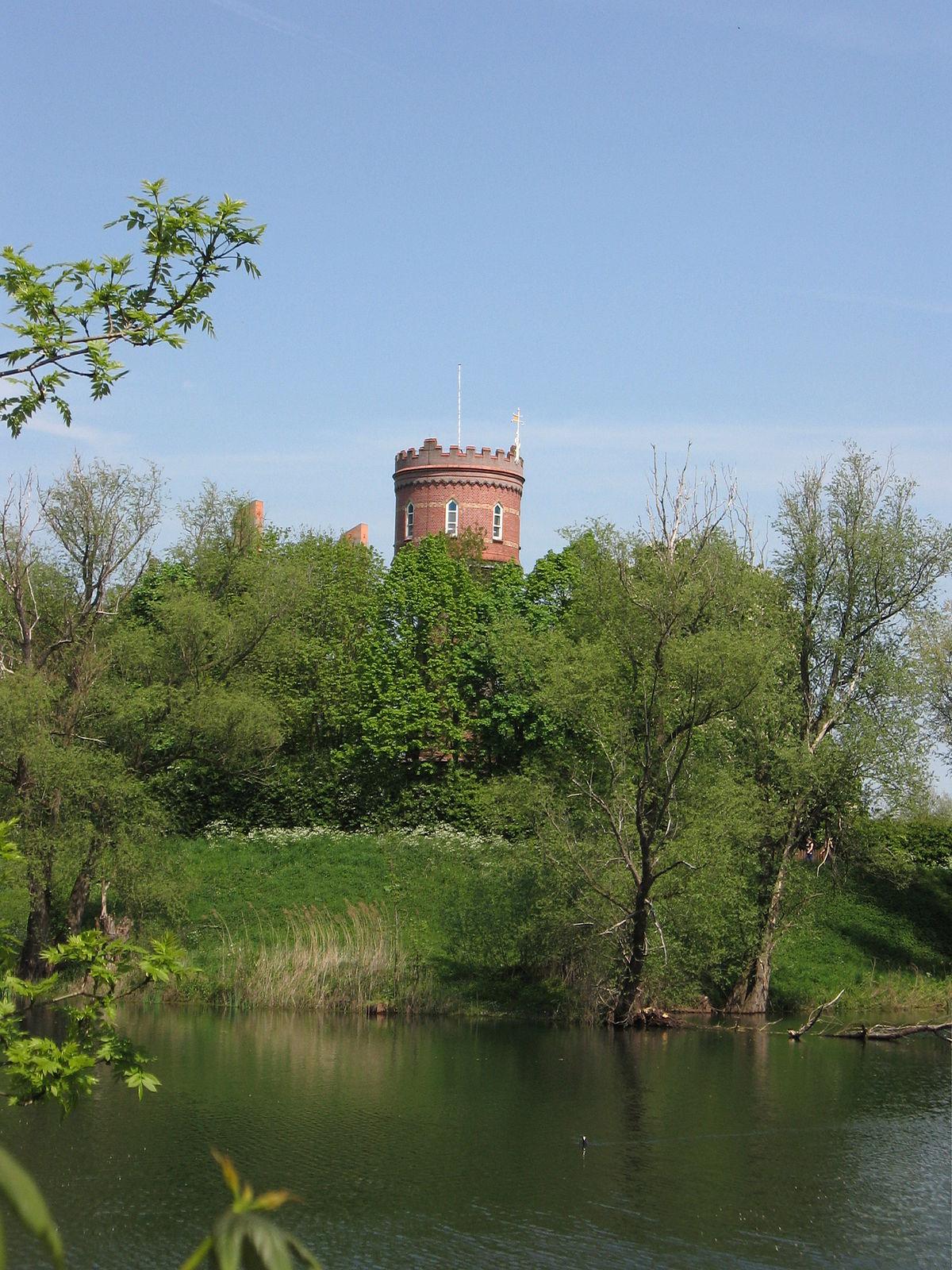 Oude watertoren (Zaltb...
