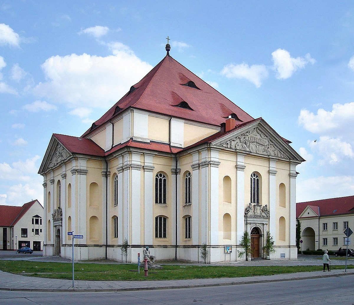 Trinitatis Kirche