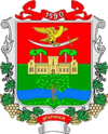 Coat of arms of Згурівка
