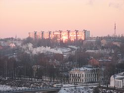 Skyline of Zubtsov