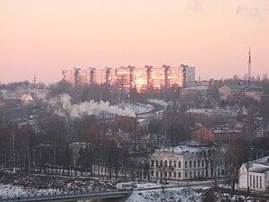 Zubtsov - Zubtsov in winter
