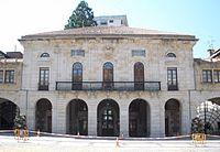 Zumarraga - Plaza de Euskadi, Ayuntamiento 2.jpg