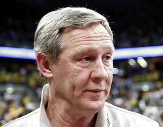 Paris Saint-Germain Handball - First-team manager Zvonimir Serdarušić.