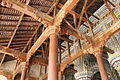 """""""Amazing traditional roofing construction in Thanjavur Palace"""".JPG"""