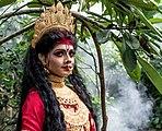 """""""Goddess of war """"makeup (2).jpg"""