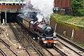 """Princess Elizabeth"" Leaves East Croydon (2) - geograph.org.uk - 1770840.jpg"
