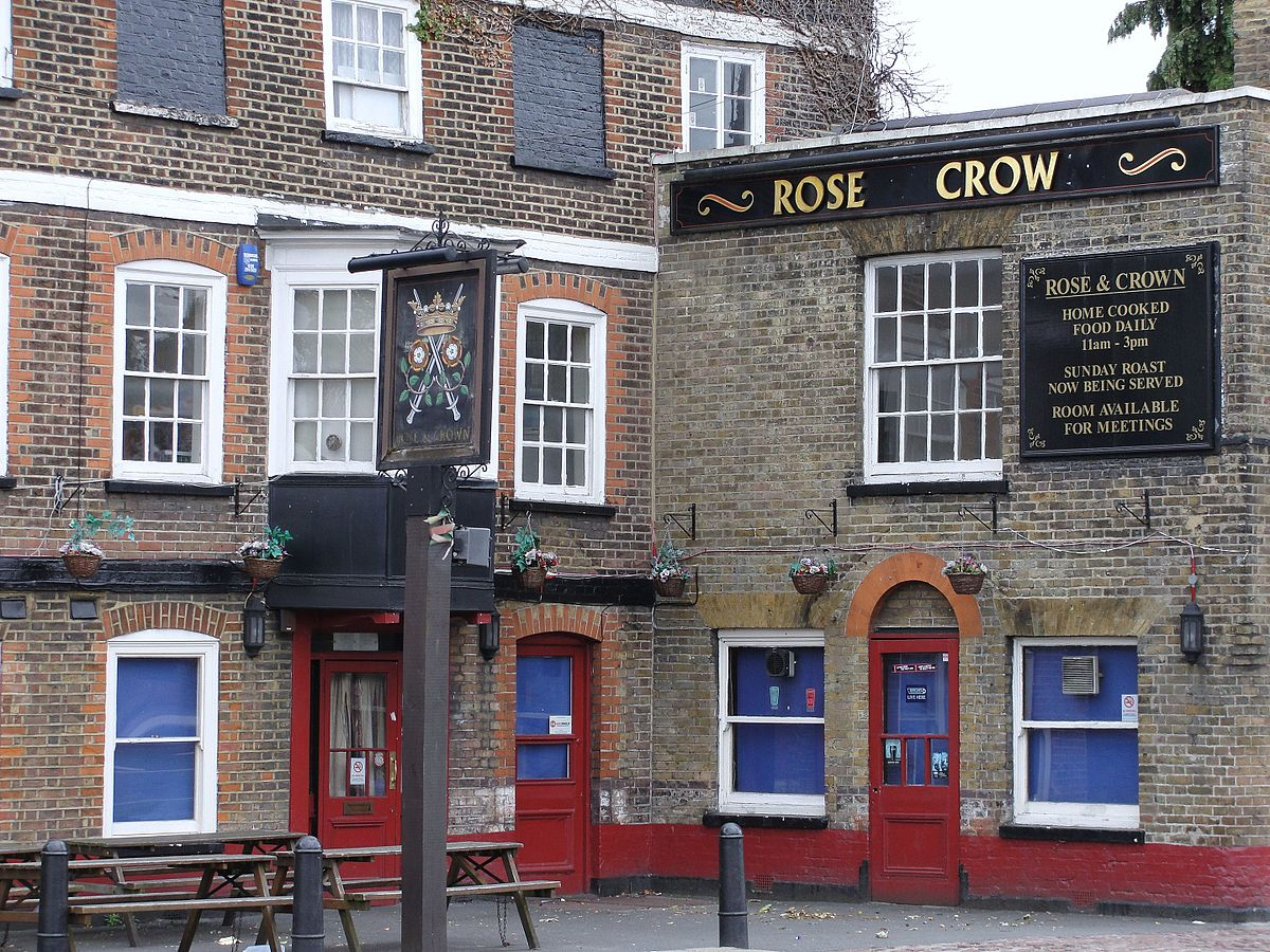 rose and crown  isleworth