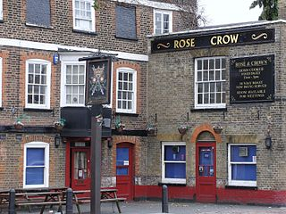 Rose and Crown, Isleworth pub in Isleworth, London
