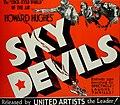 """""""SKY DEVILS"""" art - The Film Daily, Jan-Jun 1932 (page 171 crop).jpg"""