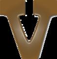 """""""V"""" device, brass.png"""