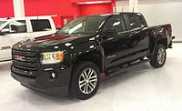 Gmc Canyon Crew Cab Long Bed Lifted