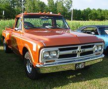 1972 gmc truck weight