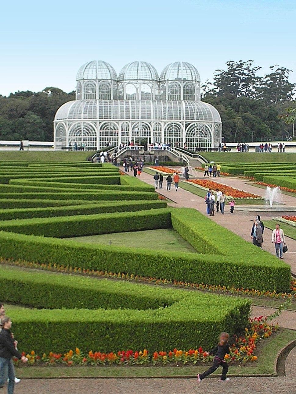 'JardimBotanico.BotanicalGarden.CuritibaParanaBrasilBrazil