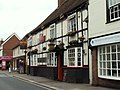 'The Old Bell' inn on Bell Street - geograph.org.uk - 1347633.jpg