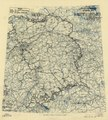 (April 26, 1945), HQ Twelfth Army Group situation map. LOC 2004631947.tif