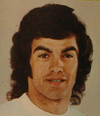 Ángel Bargas - Ángel Bargas in 1972
