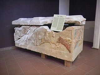 Altıkulaç Sarcophagus