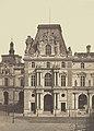 Édouard Baldus, General View of the Pavillon Turgot, Louvre, Paris - Getty Museum.jpg
