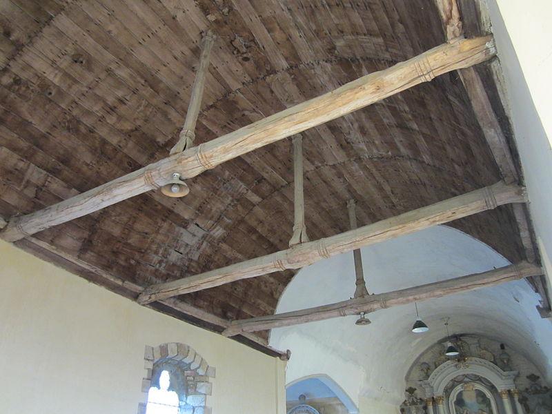 église Saint-Martin de Curey, fr:Pontorson