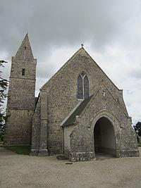 Église Saint-Pair de Morville