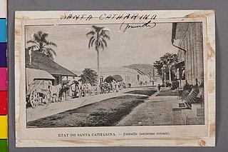 État de Santa Catharina - Joinville - (Ancienne Colonie)