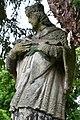 Ötvöskónyi, Nepomuki Szent János-szobor 2021 10.jpg