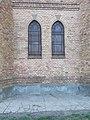 Újváros Reformed Church, arch windows, 2019 Mezőtúr.jpg