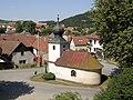 Číchov - jižní část obce s kaplí obr2.jpg