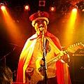 Ōsama during a gig in Tokyo in October 2012.jpg