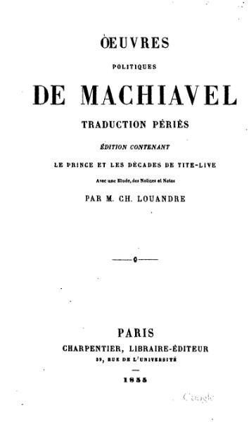 File:Œuvres politiques de Machiavel.djvu