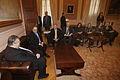 Συνάντηση Αντιπροέδρου της Κυβέρνησης και Υπουργού Εξωτερικών Ευ. Βενιζέλου με προεδρείo Anti Defamation League (ΥΠΕΞ, 19.11.14) (15206611823).jpg