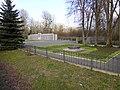 Братская могила советских воинов, погибших в боях с фашистами Пятидорожное 03.jpg