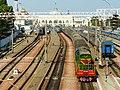 Будівля залізничного вокзалу Одеса Railway station building.jpg
