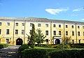 Замок Радзивіла 1654 р в смт Олика Внутрішній двір.jpg